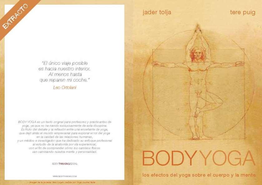 Body Yoga – los efectos del yoga sobre el cuerpo y la mente