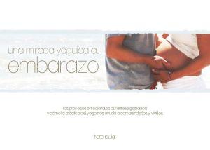 Libro de yoga para el embarazo, Tere Puig