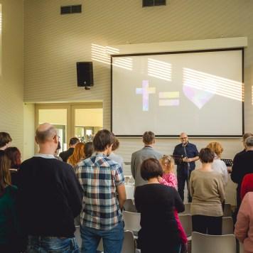 Velký pátek | Společenství Církve bratrské Na Cestě Brno 2017