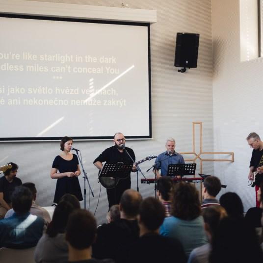 Střípky z bohoslužby - Na Cestě | Společenství CB Brno
