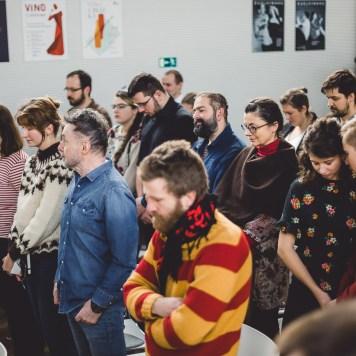 Bohoslužba se křtem Pavla Krupy | Společenství CB Na Cestě Brno