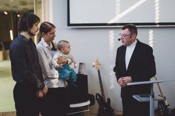 Bohoslužba s požehnáním Viléma Krejčího   Společenství CB Na Cestě Brno
