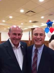 Louie Gohmert @ SFA with Dale Morton