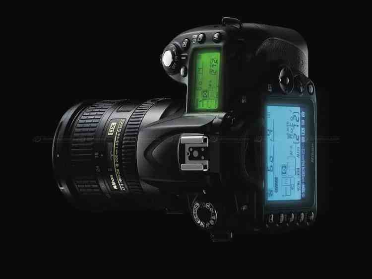 Nikon D90 (Image copyright by dpreview.com)