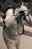 Markus Dollinger im Spiegelbild