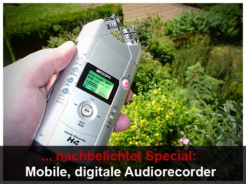 audiorecorder Special