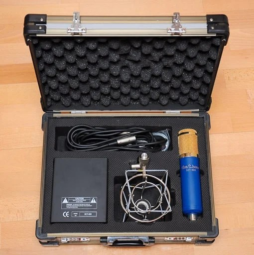 Der T.Bone SCT800 Koffer