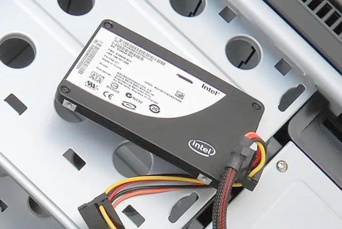 Rechner mit SSD aufrüsten