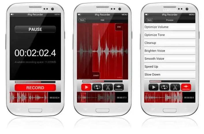 IK Multimedia iRig für Android