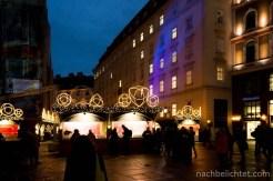 Der Weihnachtsmarkt am Stephansdom