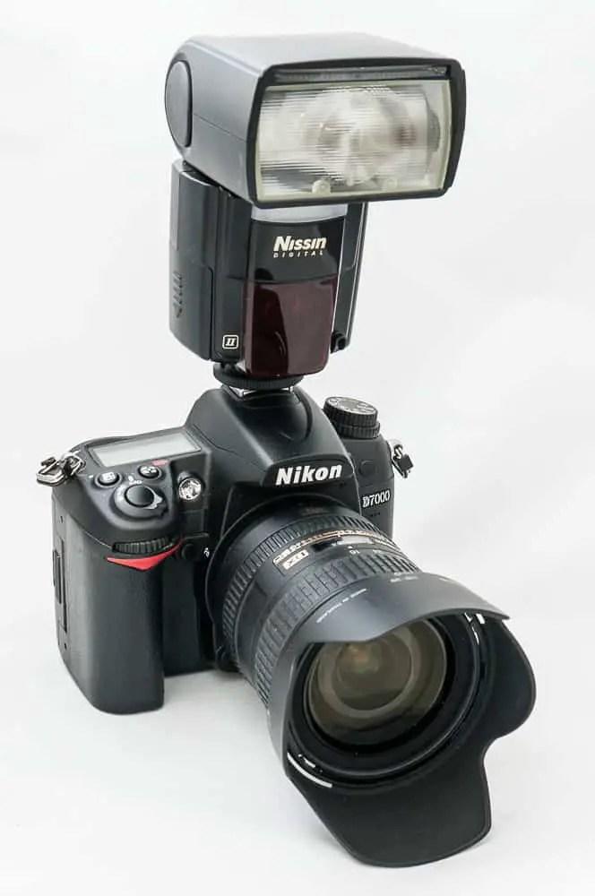 Nissin Di886 Mk II