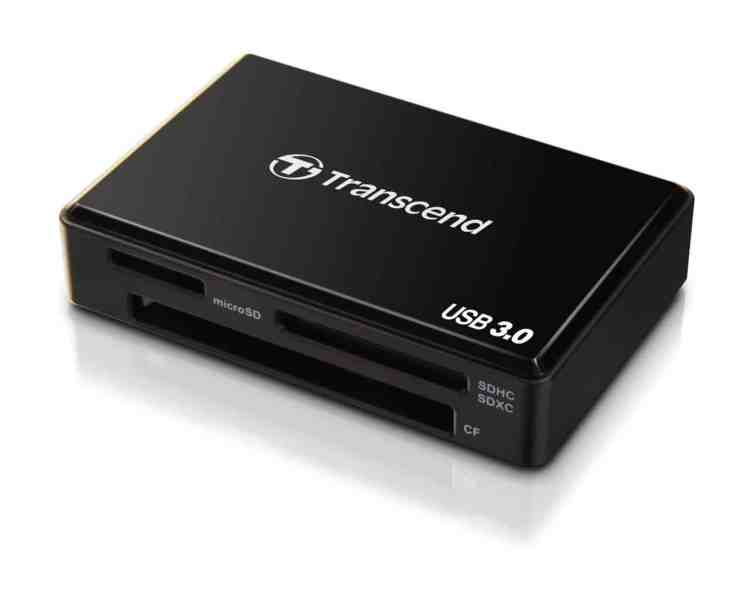 Transcend USB 3.0 Kartenleser