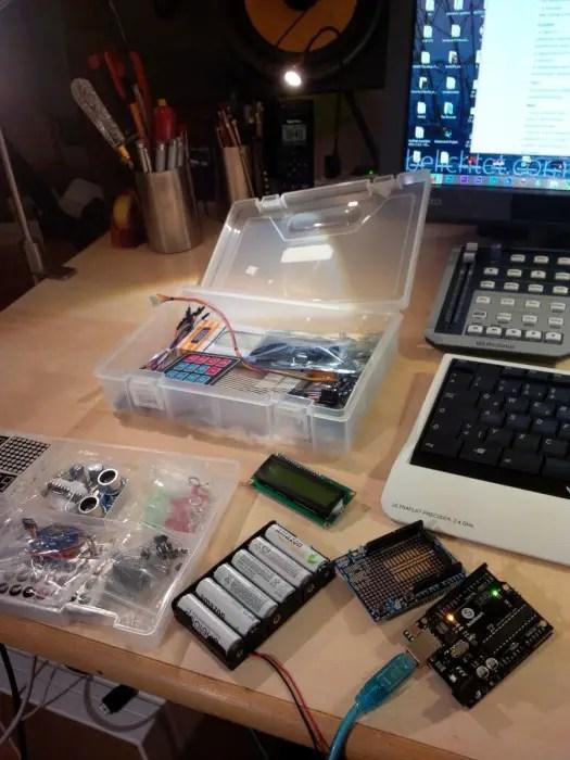 Mein Arduino Kit