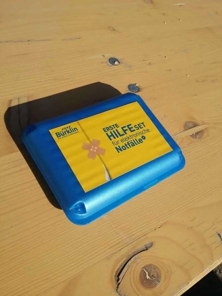 Erste Hilfe Set für Elektroniker von Bürklin