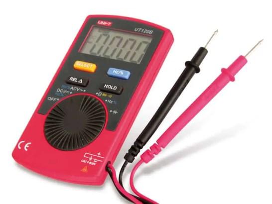 UNI-T UT120B von Pollin Electronic