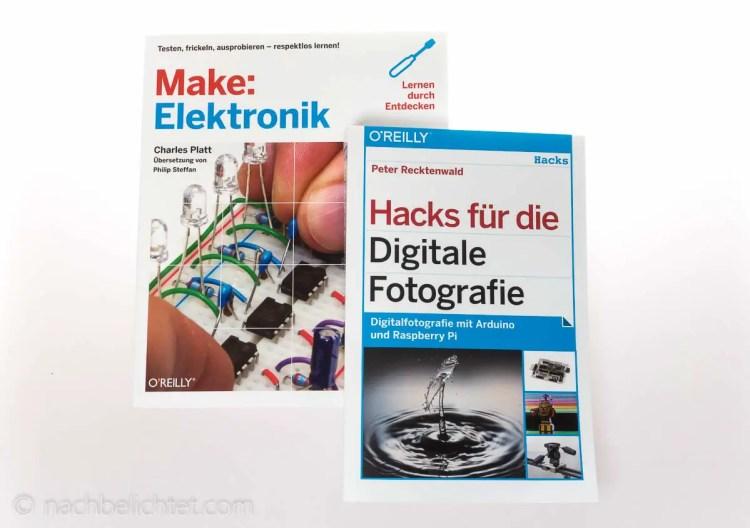 Bücher für Maker