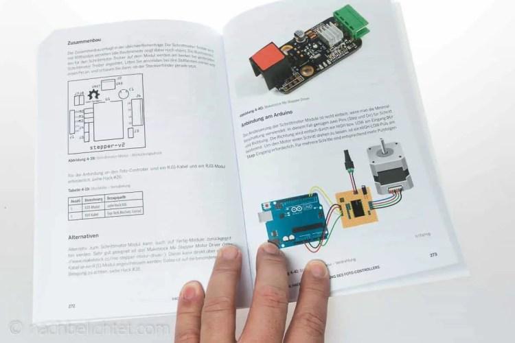 "Blicks in Buch ""Hacks für die Digitale Fotografie"""