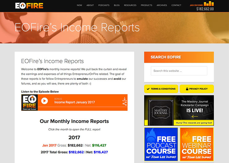 Top Online Income Reports | nachesnow.com