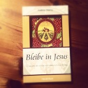 Buchempfehlung: Bleibe in Jesus von Andrew Murray