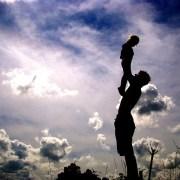 In die Arme des Vaters