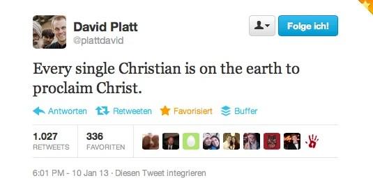 proclaim christ