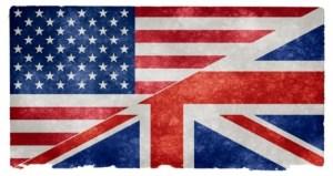 doppelt englisch flagge
