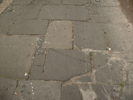 Aceras de Roma