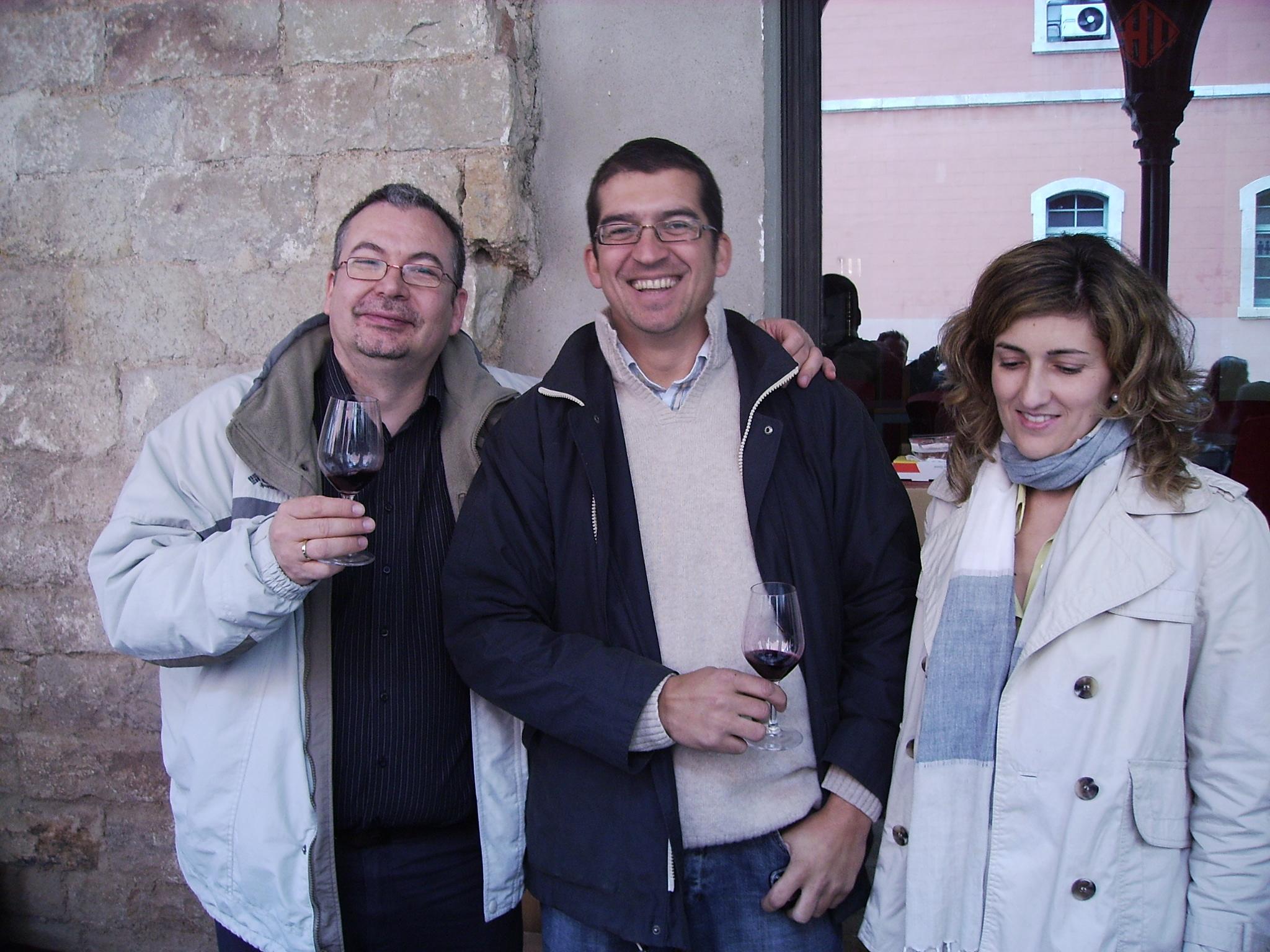 Con Lorenzo y su chica, de Barranco Oscuro
