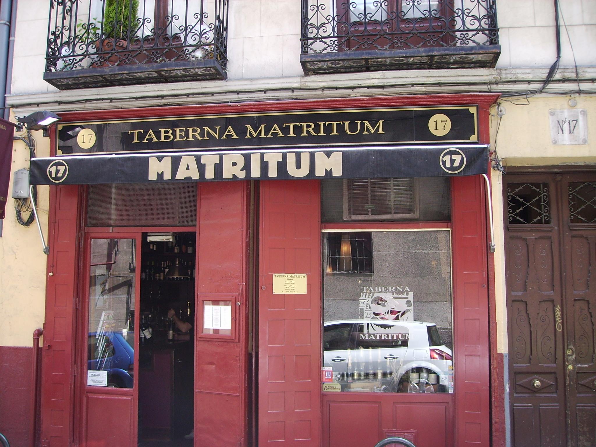 Taberna Matritum