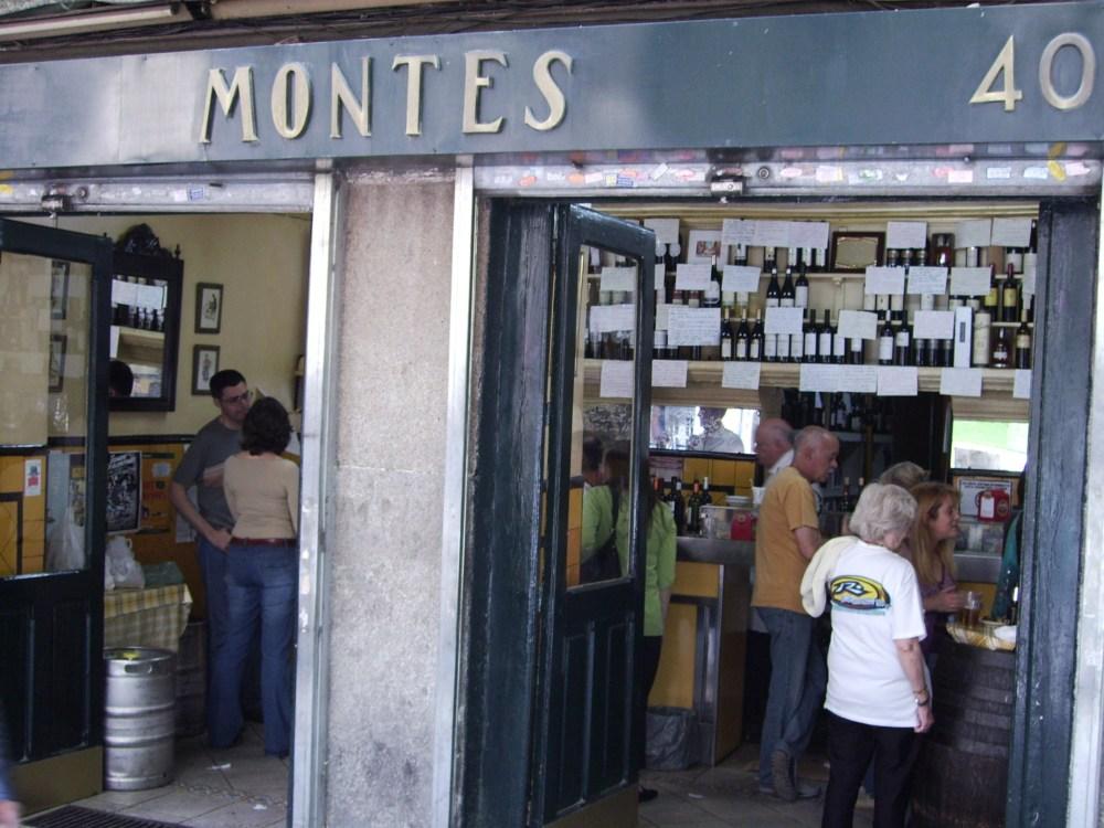 Tabernas de vinos por el centro de Madrid (5/6)