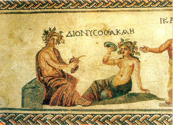 Chipre y el Commandaria, el vino mas antiguo en producción