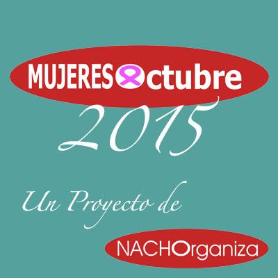 Mujeres De Octubre. Compilación 2015.