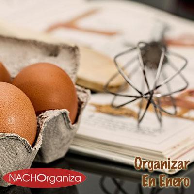 Organizar En Enero. La Cocina. Reto 1