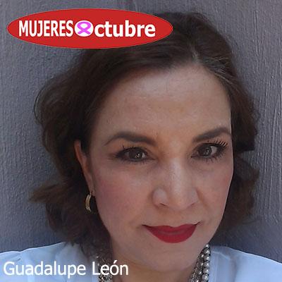 Mujeres De Octubre. Guadalupe León