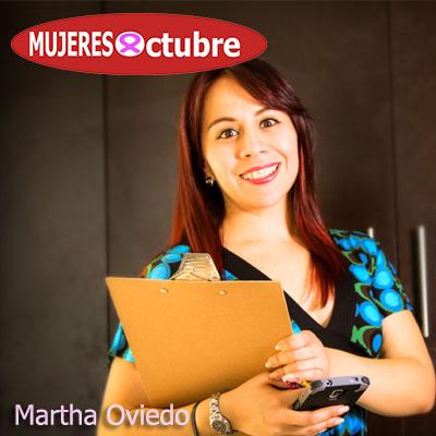 Mujeres De Octubre. Martha Oviedo.
