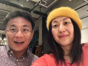 音楽家 片岡祐介さん なちゅらる宇宙人 金田くりん慶子