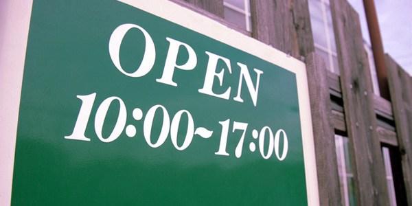 飲食店の営業時間は何時から何時まで?ジャンル別営業日・時間の決め方
