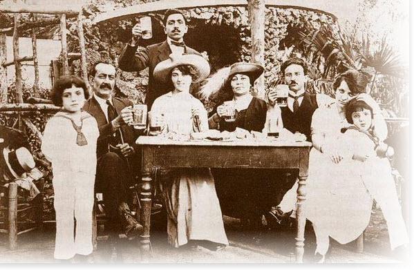 """Osmanlı'nın ilk """"şampanya"""" fabrikası ile ilgili görsel sonucu"""