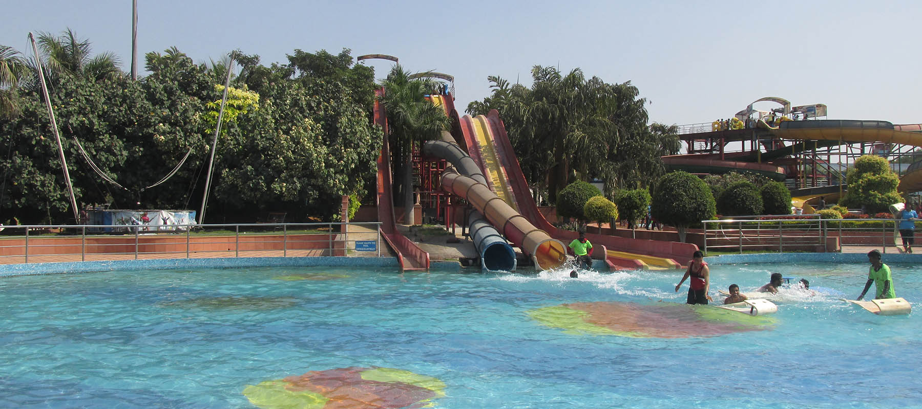 Church Fellowship in a Water Park? Count me in!   New Apostolic