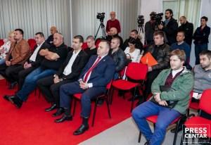 НЕДЕЛА ЖУТОГ РЕЖИМА: Српска десница одржала конференцију за штампу (ВИДЕО) 5