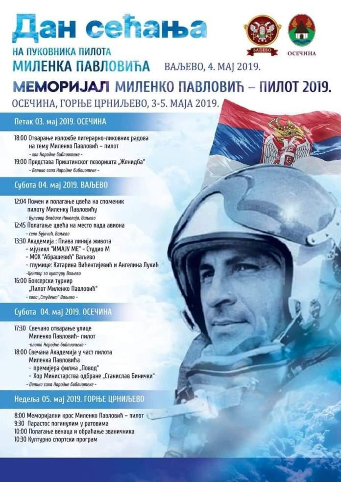Србија ће се НАПОKОН ОДУЖИТИ свом ХЕРОЈУ! Миленко је сам узлетео ПРОТИВ 16 НАТО авиона и поднео НАЈВЕЋУ ЖРТВУ (ВИДЕО/ФОТО) 1