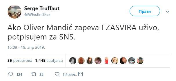 НЕВЕРОВАТНО - Сергеј Трифуновић прелази у СНС !? 1