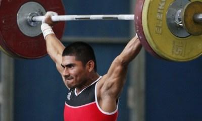Mexicanos logran medallas en Halterofilia