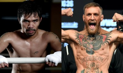 Pacquiao vs McGregor