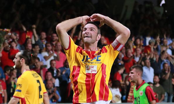 Fabio Lucioni fue suspendido por dopaje, Fabio Lucioni, capitán del Benevento suspendido por dopaje, dopaje en el futbol