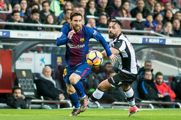 Messi se ha caracterizado por dar el máximo