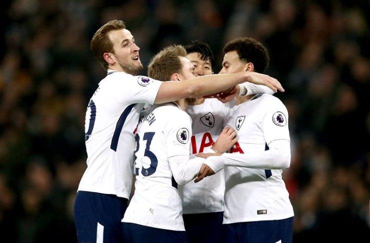 Tottenham acumula su undécimo partido