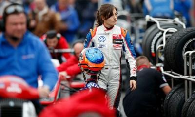 #TatianaCalderón #F1 #Sauber