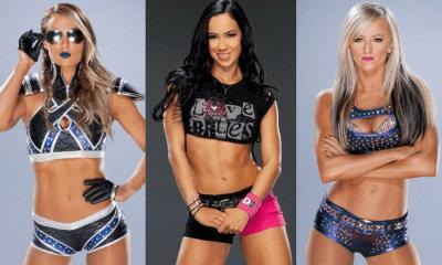 Instagram de las ex Divas de la WWE, WWE