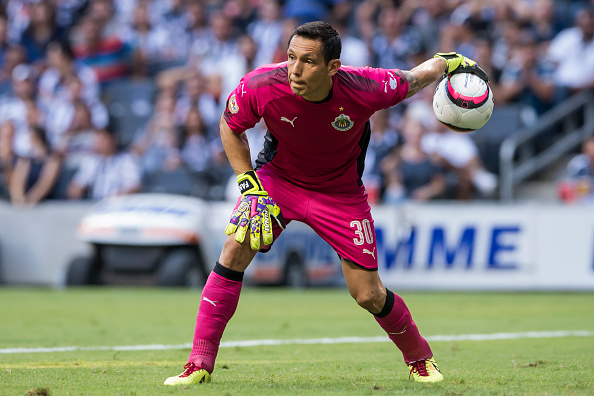 Rodolfo Cota espera que Chivas haga un esfuerzo por retenerlo